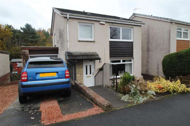 3 Bedrooms Detached House for sale in Easter Bankton, Livingston