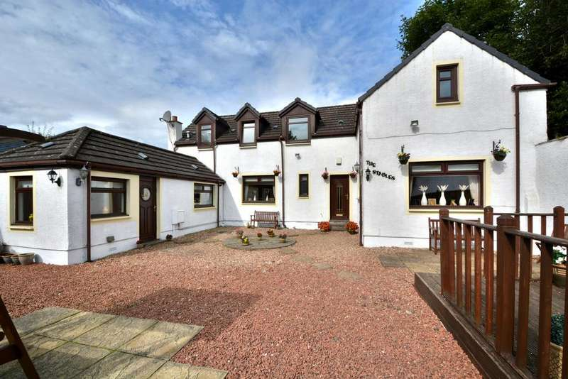 3 Bedrooms Detached House for sale in The Stables Tandlehill Road, Kilbarchan, PA10 2DQ