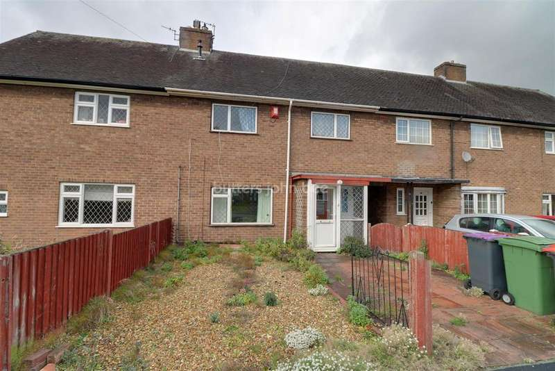 3 Bedrooms Terraced House for sale in Telford