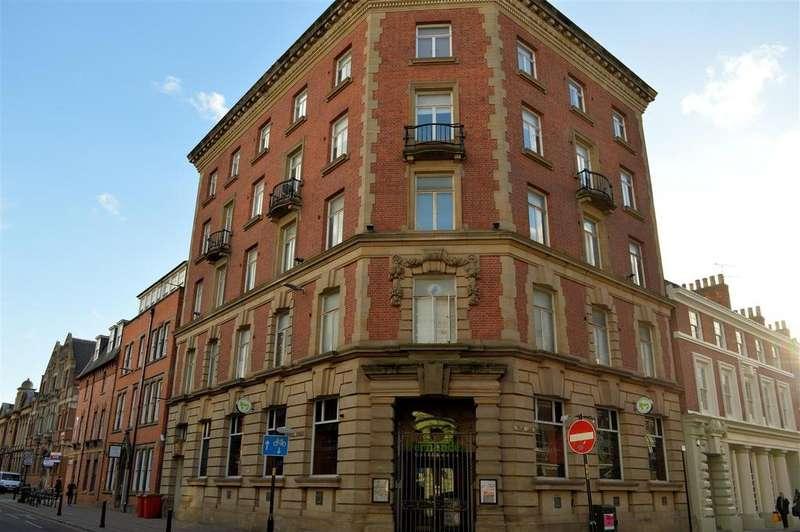 2 Bedrooms Apartment Flat for sale in Berridge Street, Leicester