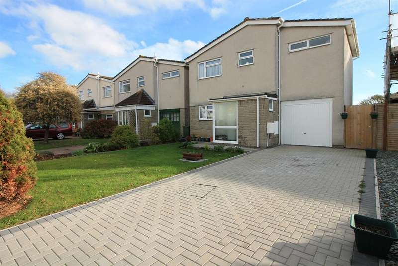 4 Bedrooms Detached House for sale in Shiners Elms, Yatton, North Somerset
