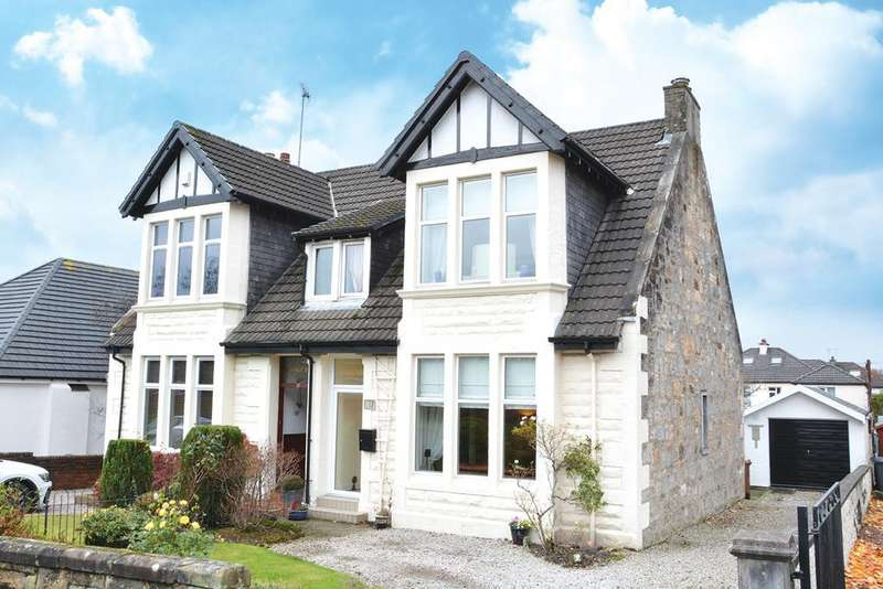 3 Bedrooms Semi Detached House for sale in 17 Kingston Road, Bishopton, PA7 5AY