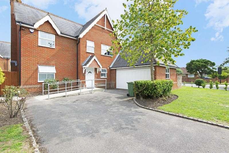 5 Bedrooms Detached House for sale in Worcester Park, Surrey KT4