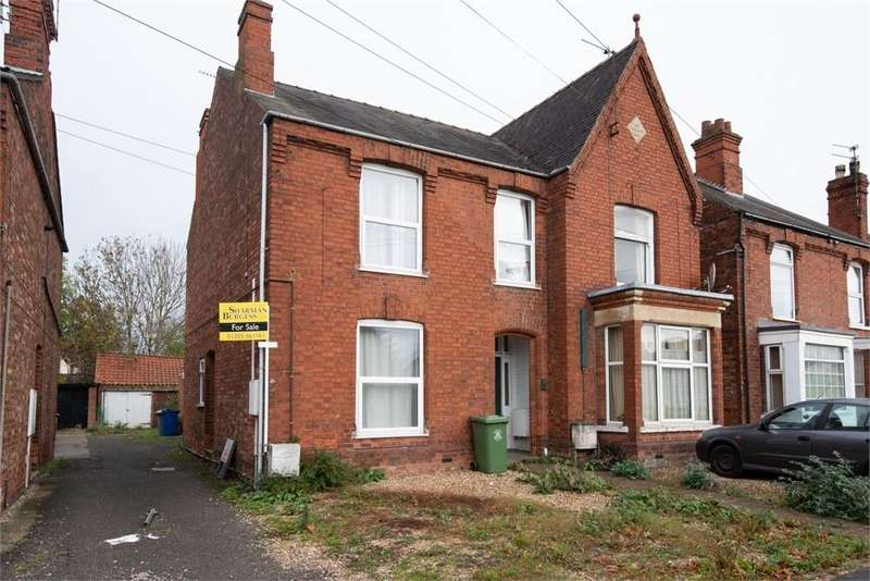 2 Bedrooms Flat for sale in Woodville Road, Boston, Lincolnshire