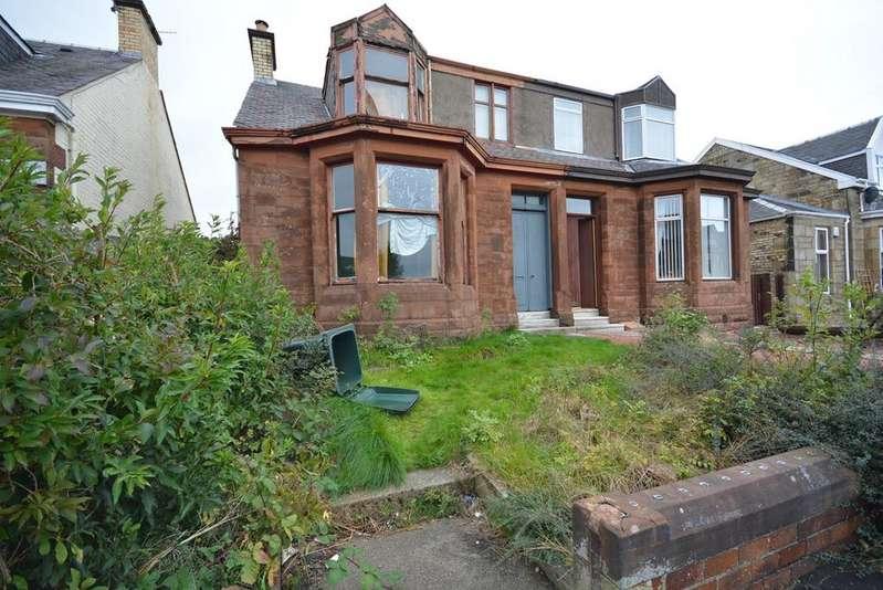 3 Bedrooms Semi Detached House for sale in West Woodstock Street, Kilmarnock, KA1