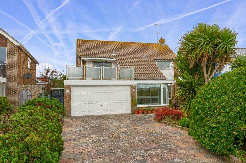4 Bedrooms Detached House for sale in Marine Crescent, Goring-by-Sea