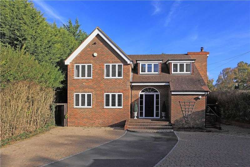5 Bedrooms Detached House for sale in Church Road, Sundridge, Sevenoaks, TN14