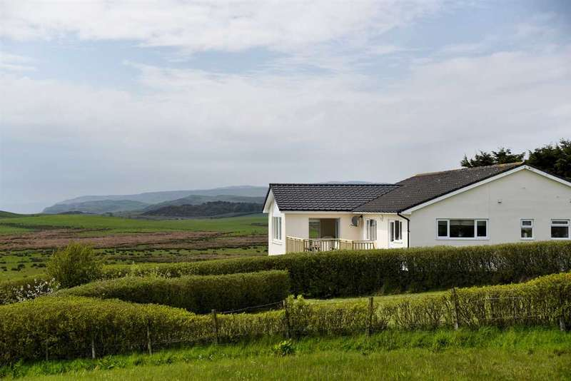 3 Bedrooms Bungalow for sale in Chiskan Cottage, Southend, By Campbeltown, Southend