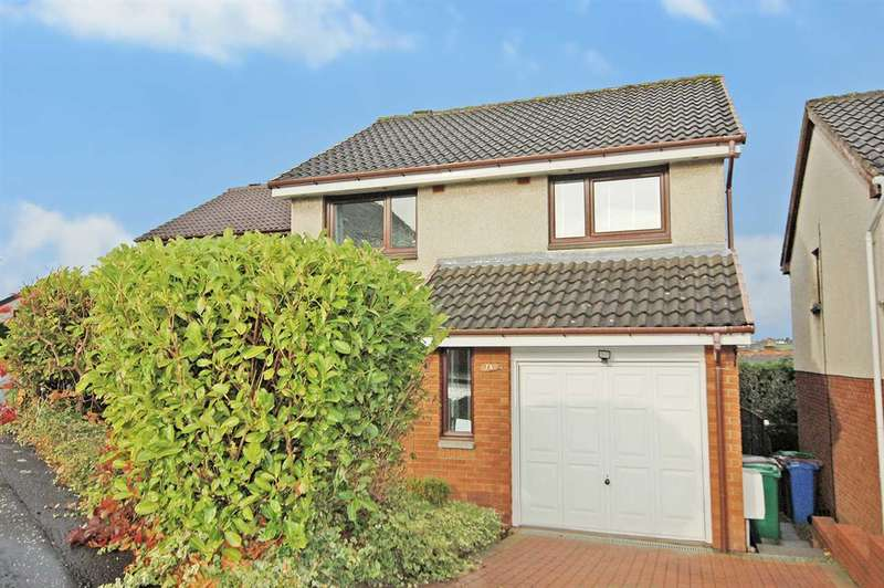 3 Bedrooms Detached Villa House for sale in Struan Place, Inverkeithing