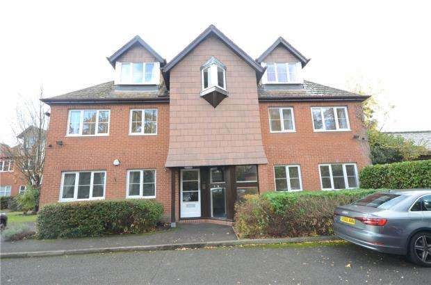 2 Bedrooms Apartment Flat for sale in Mansell Court, Shinfield Road, Reading