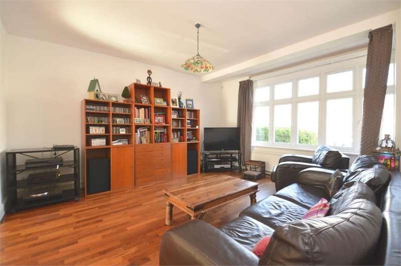 4 Bedrooms Semi Detached House for sale in Crest Road, Dollis Hill
