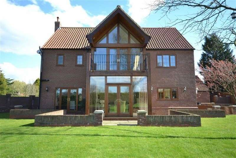 4 Bedrooms Property for sale in Knowles Garth, North Thoresby, Grimsby, N E Lincs, DN36 5PQ