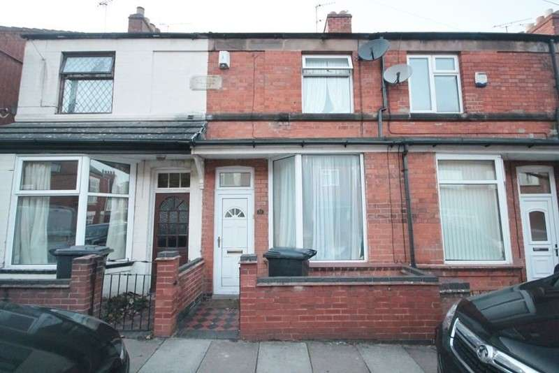2 Bedrooms Property for sale in Montrose Road, Leicester, Leicestershire, LE2 8SL