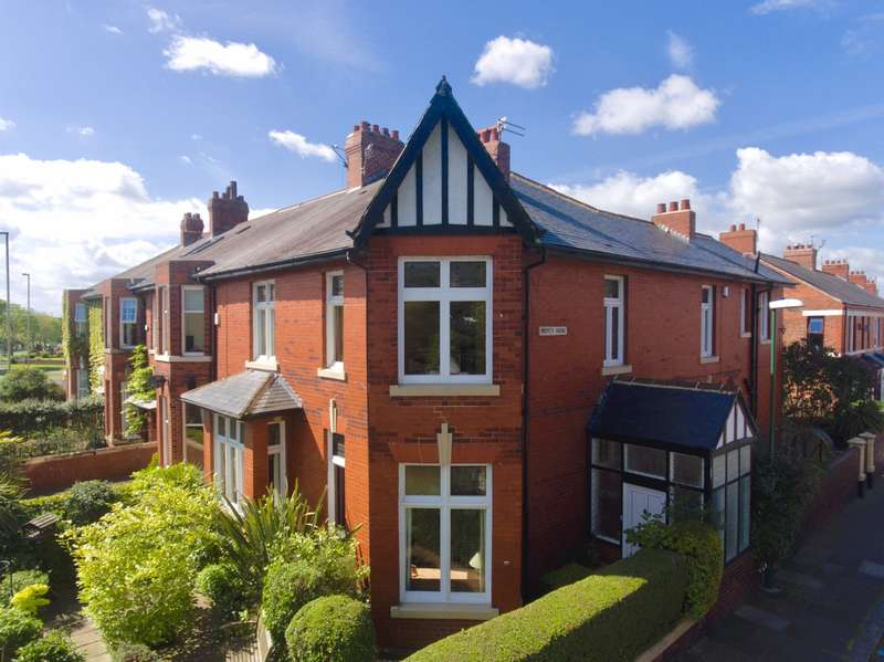 5 Bedrooms Terraced House for sale in Redlands, Sunderland Road, South Shields