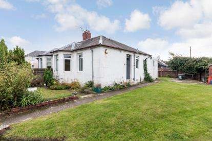 2 Bedrooms Bungalow for sale in Lochside Road, Ayr