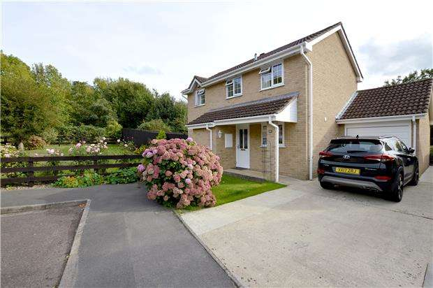 4 Bedrooms Detached House for sale in Rosedale Avenue, Stonehouse, Gloucestershire, GL10 2QH
