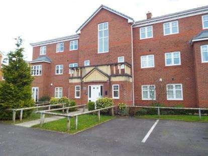 2 Bedrooms Flat for sale in Berkley Close, Warrington, WA5