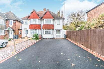3 Bedrooms Semi Detached House for sale in Arden Road, Acocks Green, Birmingham, West Midlands