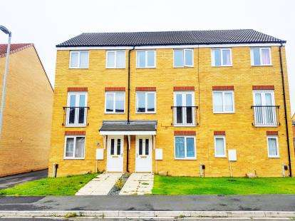 3 Bedrooms Terraced House for sale in Hoskins Lane, Middlesbrough
