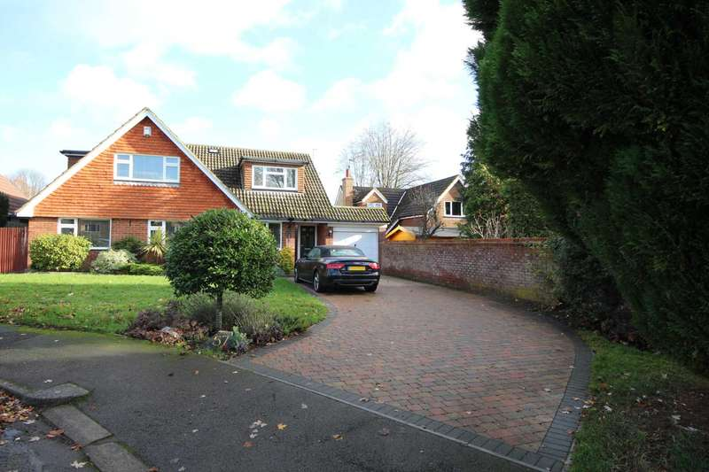 4 Bedrooms Detached House for sale in Gravel Lane, Hemel Hempstead