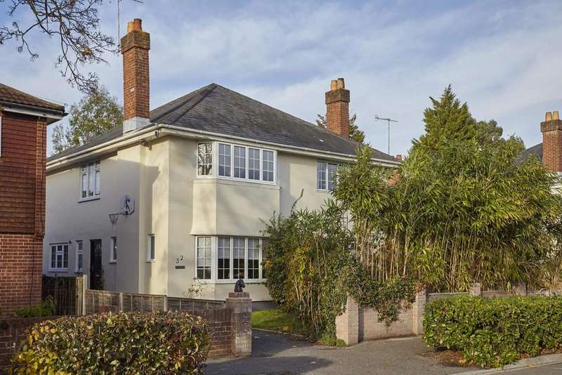 4 Bedrooms House for sale in Alverton Avenue, Poole
