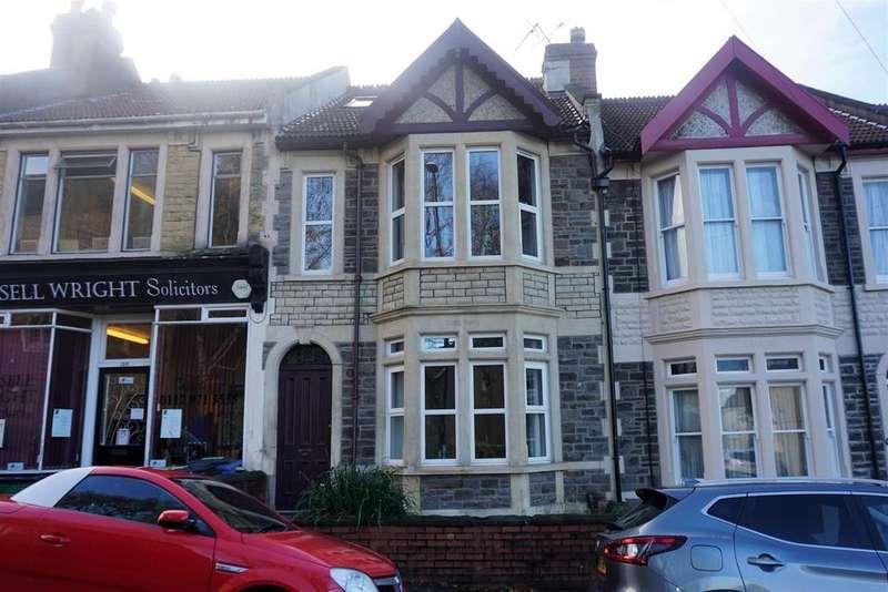 5 Bedrooms Terraced House for sale in Sandy Park Road, Brislington, Bristol