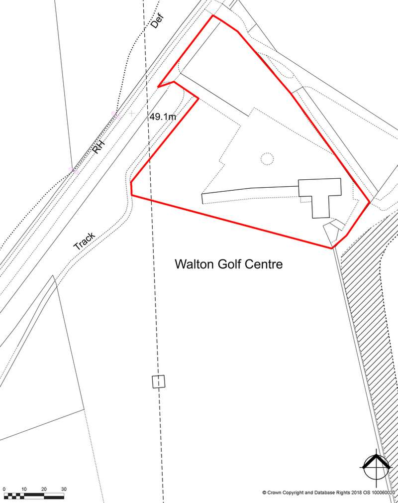 Land Commercial for sale in Common Lane, Walton WF2