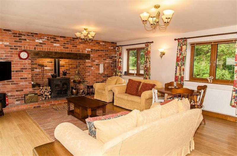 3 Bedrooms Detached Bungalow for sale in Main Drive, Hardwick Wood, Chesterfield, S42