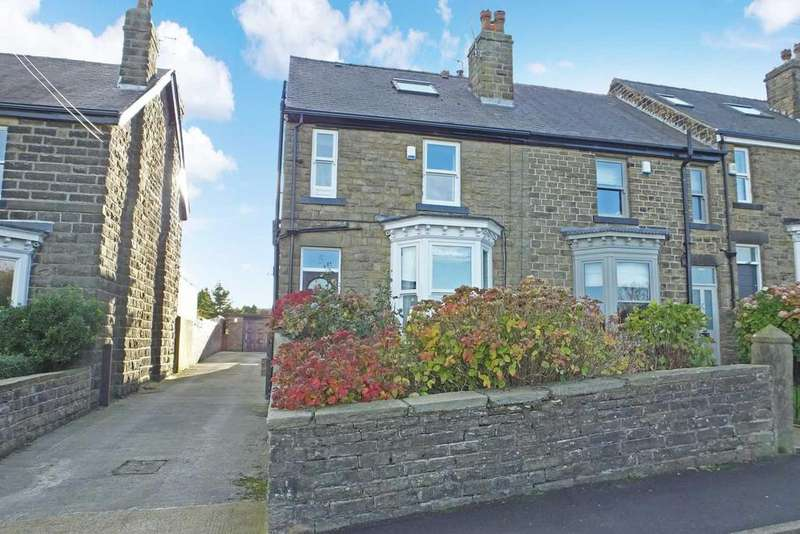 5 Bedrooms Terraced House for sale in Brickhouse Lane, Dore, Sheffield, S17 3DQ