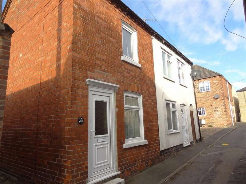2 Bedrooms Semi Detached House for sale in Westgate, Sleaford