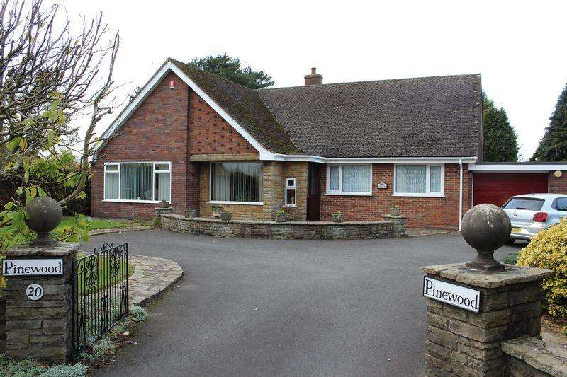 3 Bedrooms Bungalow for sale in Cresswell Lane, Stoke-On-Trent
