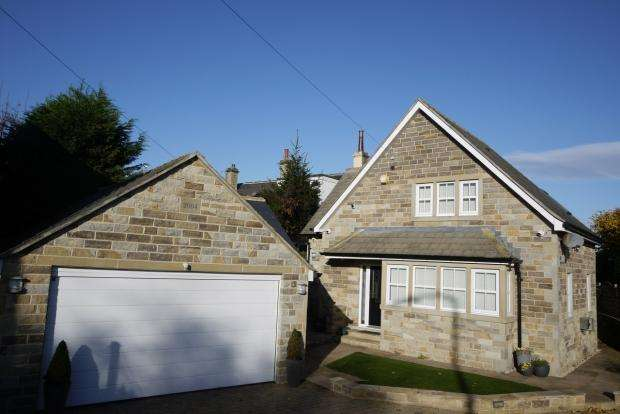 4 Bedrooms Detached House for sale in Yew Park Hove Edge Brighouse