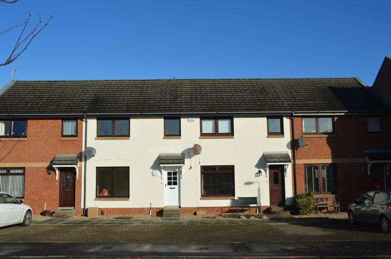 3 Bedrooms Terraced House for sale in York Place, Ayr