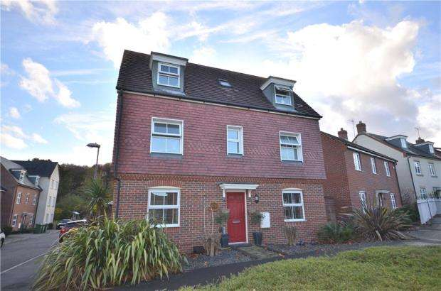 4 Bedrooms Detached House for sale in Harrier Way, Bracknell, Berkshire