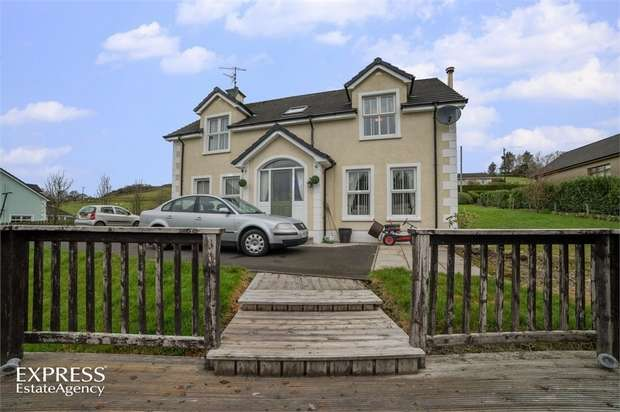 4 Bedrooms Detached House for sale in Skerry East Road, Newtown Crommelin, Ballymena, County Antrim