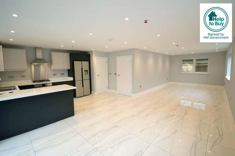 4 Bedrooms Semi Detached House for sale in Morland Avenue, Croydon, CR0