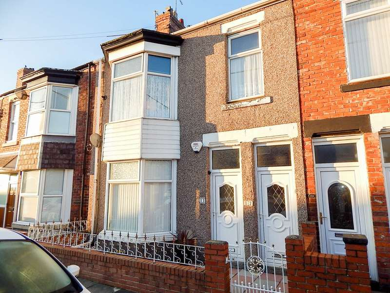 2 Bedrooms Flat for sale in Roseberry Terrace, Boldon Colliery