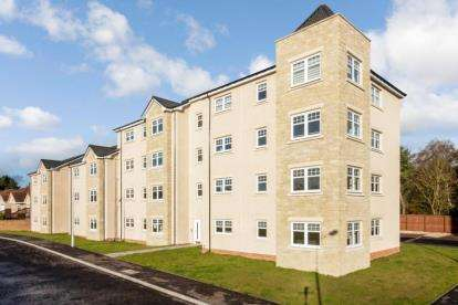 2 Bedrooms Flat for sale in Lochty Meadows, Thornton