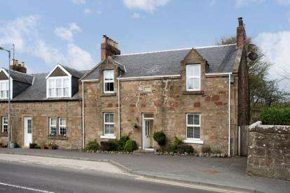 2 Bedrooms Flat for sale in Main Road, Kirkoswald