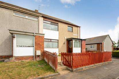 3 Bedrooms Semi Detached House for sale in Auchans Drive, Dundonald
