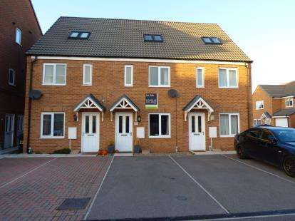House for sale in Ferrous Way, North Hykeham, Lincoln, Lincolnshire