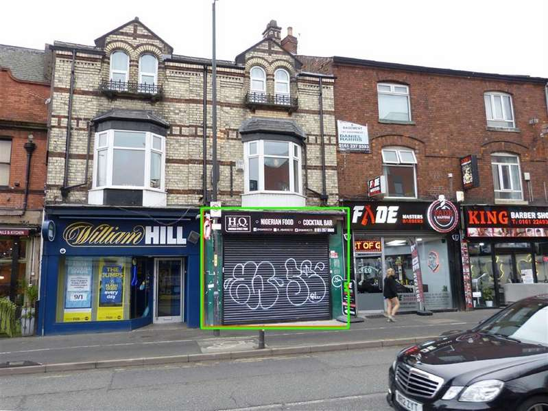Commercial Property for sale in Wilmslow Road, Fallowfield, Manchester