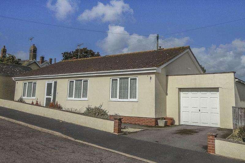 3 Bedrooms Detached Bungalow for sale in School Close, Shobrooke
