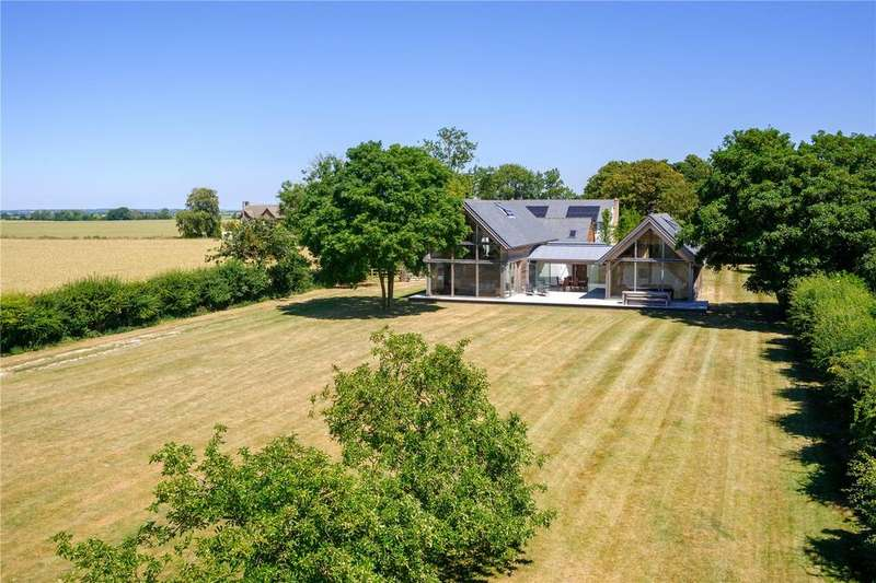 4 Bedrooms Detached House for sale in Station Road, Steeple Morden, Royston, Hertfordshire