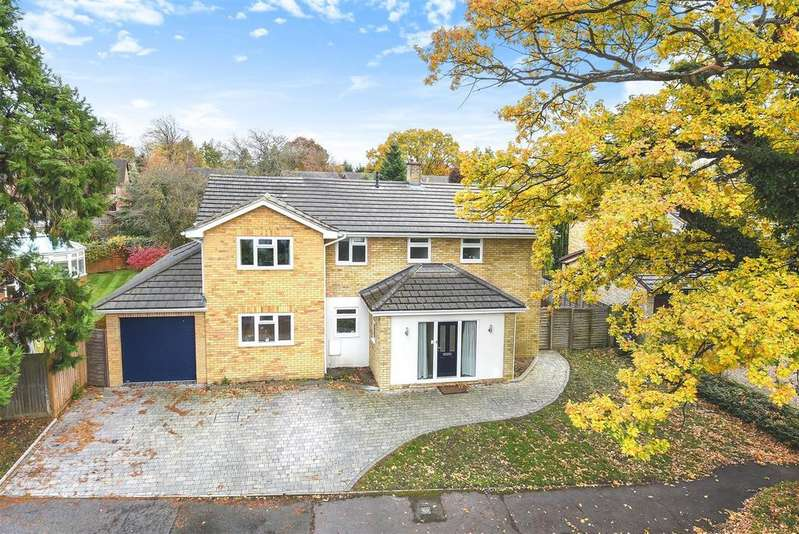 4 Bedrooms Detached House for sale in Kelburne Close, Winnersh, Berkshire, RG41 5JG