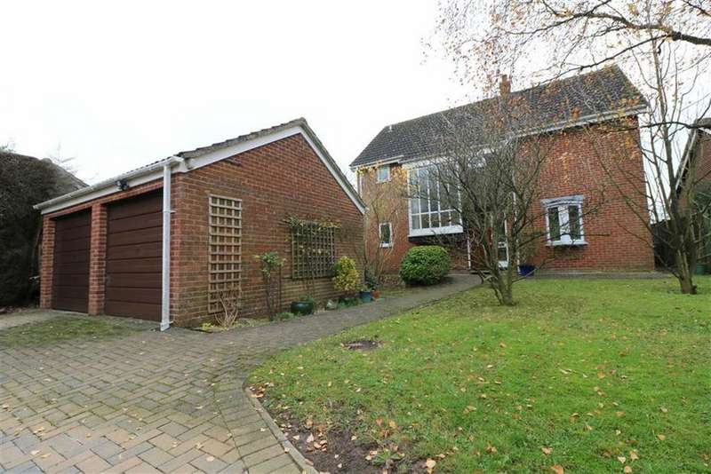 4 Bedrooms Detached House for sale in Northwood Green, Gloucestershire
