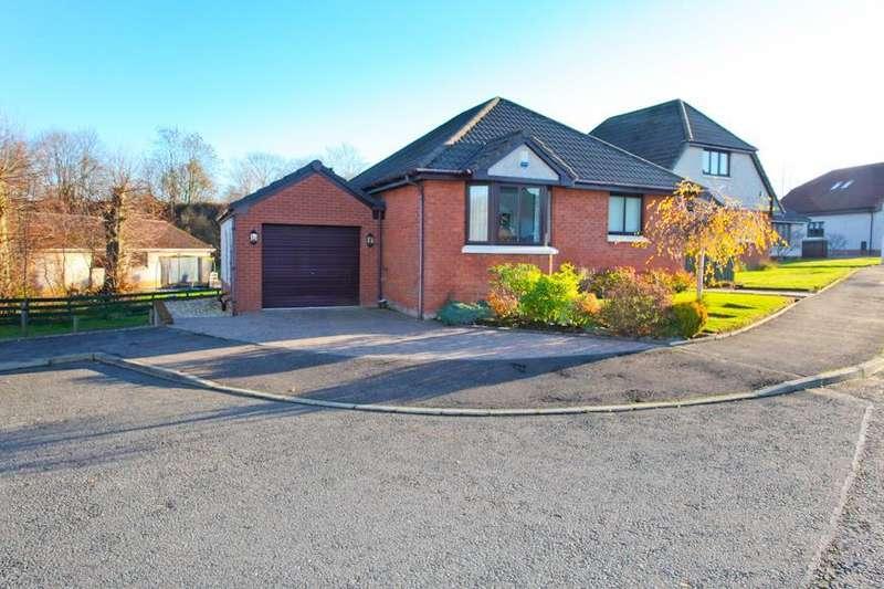 2 Bedrooms House for sale in Brunton Gardens, Markinch, Glenrothes