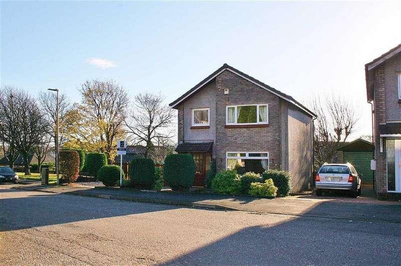 3 Bedrooms Detached House for sale in Alloway Crescent, Bonnybridge, Stirlingshire