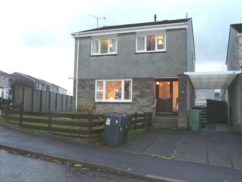 4 Bedrooms Detached House for sale in Braemar Avenue , Dunblane FK15