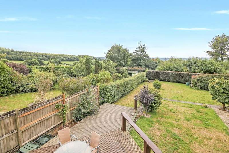 4 Bedrooms Semi Detached House for sale in Forest View, Elfordleigh, Sparkwell, Devon, PL7